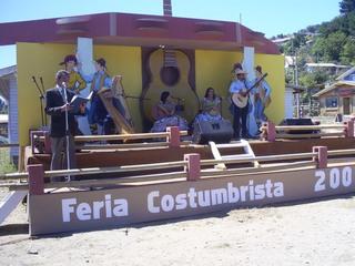 Caleta Queule Invita A Su Feria Costumbrista