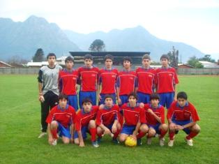 Futbol Sub17; Con Empate Pucón Clasifico A Segunda Ronda
