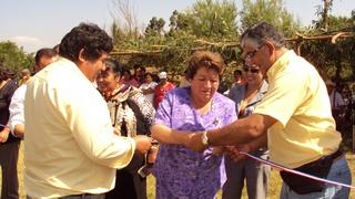 Comunidades Mapuches Cuentan Con Luz En Cholchol