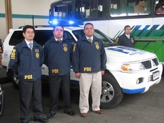 PDI Aumenta Vigilancia En Semana Santa