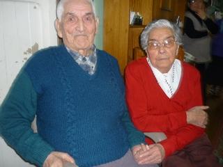 Abuelos  De Freire Celebran 70 Años De Matrimonio