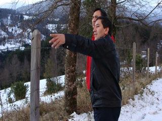 Gobernador De Cautín Recorrió Comunas Lacustres Afectadas Por La Nieve
