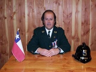 Muere Superintendente De Bomberos De Pucón