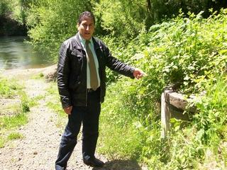 Alcalde De Curarrehue Conforme Con Avances Conseguidos Para Descontaminar Río Trancura
