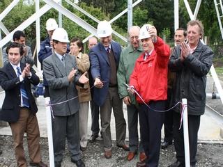 Gobierno Inauguró Reposición De Sistemas De Agua Potable Rural Dañados Por Terremoto