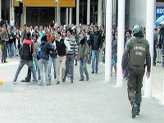 Ambulantes Radicalizan Movilizaciones: 4 De Ellos Intentaron Matarse