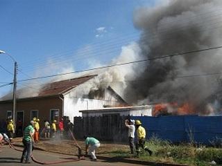 Gobernador De Malleco Pidió Intervención Del Sename Ante Menor Pirómano Que a Incendiado Varias Casas En Angol