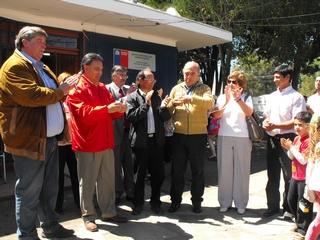Inauguraron Registro Civil e Identificación De Licán Ray