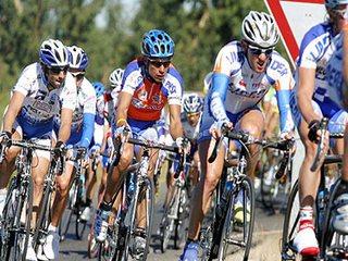Vuelta Ciclista De Chile Arribó a Temuco Con Chileno Ganando La Sexta Etapa