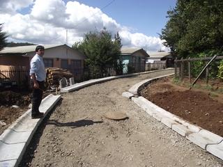 Vecinos Denuncian Abandono De Ejecución Proyecto De Pavimentación En Lanin