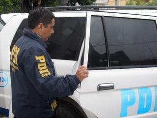 PDI De Temuco Detuvo a Sujeto De Padre Las Casas Por Porte De Marihuana