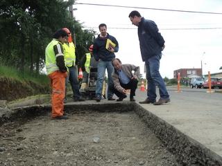 Comenzaron Obras De Segunda Faja Al Volcán En Villarrica