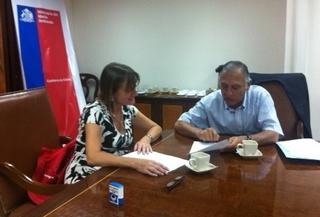 Senador Tuma Pide a Ministra De Medio Ambiente Respaldar Suministro De Gas Para Temuco