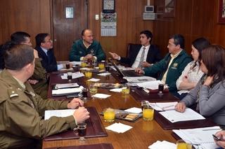 "Municipio De Temuco Implementará Programa Piloto ""Alerta Hogar"""