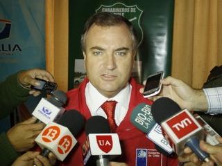 Intendente Anunció Querella Por Ley Antiterrorista Por Atentado Incendiario a Casona En Temuco