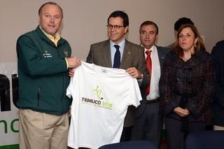 Ministro Hinzpeter Calificó a Temuco Como Una Excelente Plaza Para Copa América