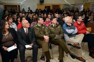 "Municipio De Temuco Lanzó Programa ""Alerta Hogar"" Movilizando a Diez Mil Personas"