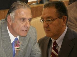 Francisco Huenchumilla Recibió Respaldo De Senador Tuma a Su Candidatura Para Alcalde De Temuco