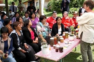 Innovador Sistema De Agricultura Orgánica Europea Se Replicará En Comunidades Mapuches De La Araucanía