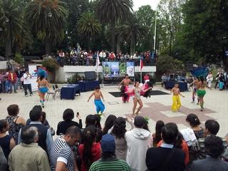 Municipio De Villarrica Realizó Exitosa Jornada De Difusión Turística En Plaza De Armas De Temuco