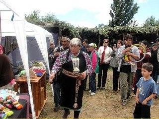 Próxima Semana Comienza Expo Feria Pehuenche 2013 En Lonquimay