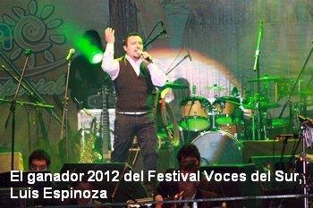 Municipalidad De Imperial Invita A Participar Del IV Festival 'Voces Del Sur'