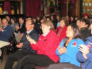 Ministra Del Sernam Se Reunió Con Mujeres Emprendedoras En Villarrica