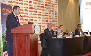 Hoy Se Lanzó Oficialmente Undécimo Encuentro Empresarial Enela 2013