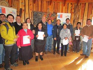 54 Familias Rurales De Villarrica Reciben Millonarios Recursos Para Proyectos De Fomento Productivo