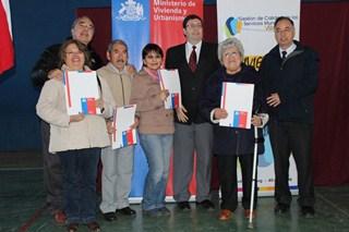 87 Familias De Villarrica Reciben Subsidios Para Arreglar Sus Viviendas Deterioradas