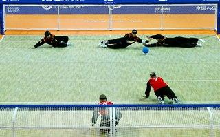 Deportistas Paralímpicos Jugarán Fecha Nacional De Goalball Este Sábado En Temuco