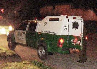 En Loncoche Encuentran a Hombre Asesinado De Dos Puñaladas Tirado En Plena Vía Pública