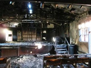 Incendio Destruyó Centro Cultural De Pitrufquén Este Fin De Semana
