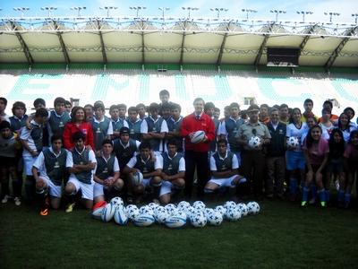 Proyecto 24 Horas Deportivo Se Implementará Por Tercer Año Consecutivo En Temuco