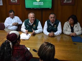 Municipio De Temuco Retoma Recolección Diaria De Basura Domiciliaria