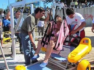 Villarrica Pionera a Nivel Nacional: En Licán Ray Se Habilita Segunda Playa De Acceso Universal