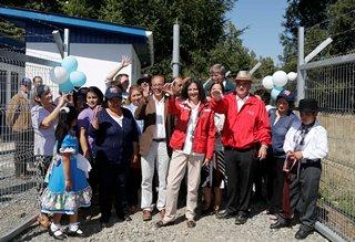 Ministra Loreto Silva Inauguró Sistema De Agua Potable Rural Cheillaco En Villarrica