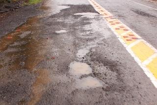 Preocupación Existe Ante Deterioro De La Ruta Pucón – Caburgua