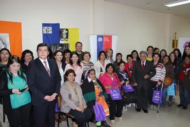 Primer Encuentro De Reflexión De Mujeres Líderes Mapuche En Traiguén Sobre Violencia