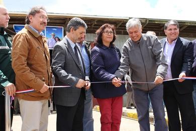 Seremi De Agricultura Gestionó Centro De Acopio De Trigo En Carahue;  Para Pequeños Productores