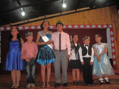 47  Años Cumplió Escuela Rural  El Sembrador De Pocoyan De La Comuna De Toltén