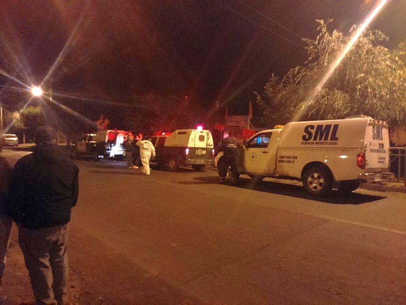 Un Adolescente Muere De Un Balazo Efectuado Por Detective  Que Repelió Asalto A Botillería En Pitrufquén