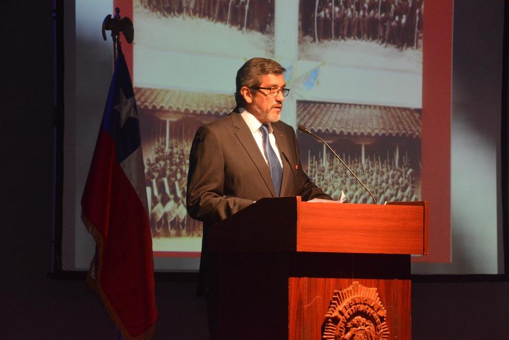 PDI Temuco Realizó Su Cuenta Pública 2015