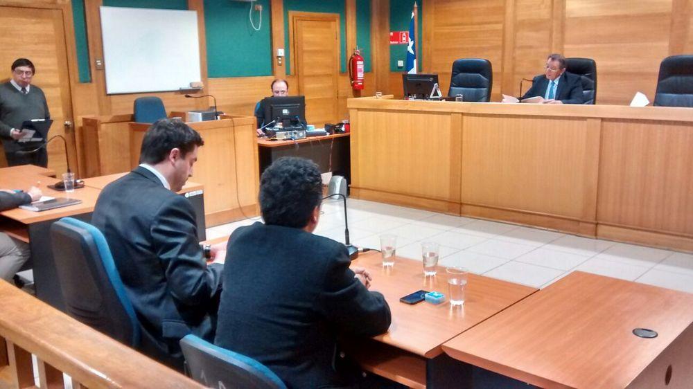 Condenan A Eric Aravena Ex Consejero Regional A 541 Días De Presidio
