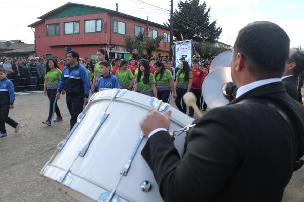 Miles De Gorbeanos Salieron A La Calle En Desfile De Fiestas Patrias