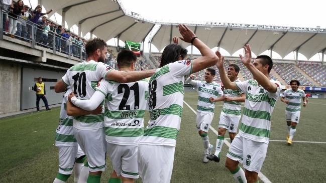 Deportes Temuco Alcanzó La Punta De La Primera B Tras Vencer A Barnechea