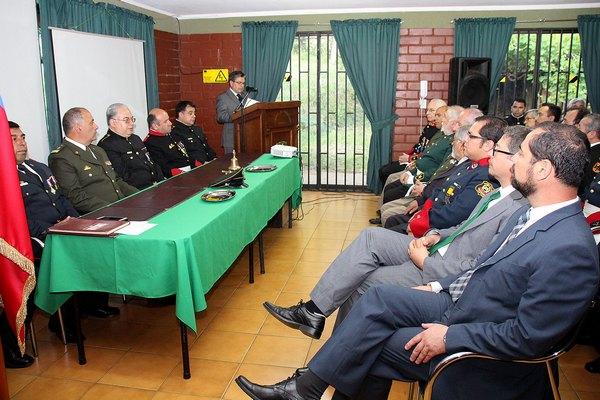 17 Años Cumplió Brigada Forestal «Cerro Ñielol» De Bomberos