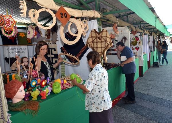 Feria Artesanal De Temuco Cumple 11 Años De Historia
