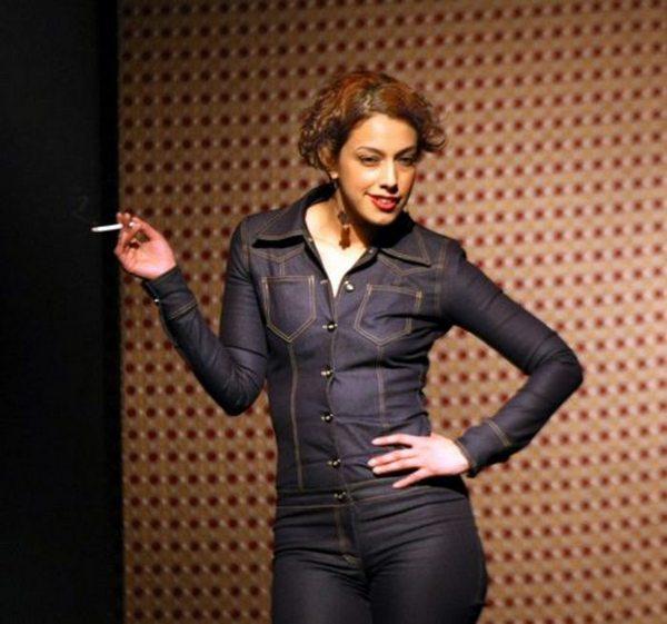 Comediante Nathalie Nicloux Se Presenta Gratis En Toltén