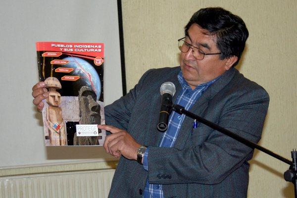 En Toltén Juan Ñanculef Expondrá Sobre Cosmovisión Mapuche